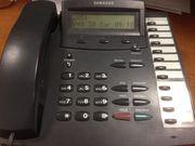 Цифровой офисный телефон samsung DCS 12/24 LCD